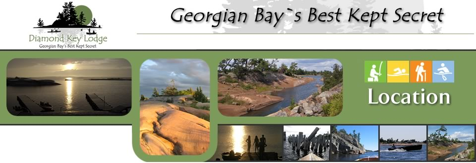 Location - Beautiful Georgian Bay
