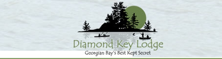 Diamond Key Lodge - Georgian Bay's Best Fishing and Kayaking Lodge
